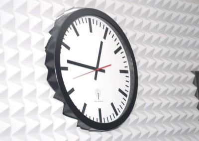 Funkhaus Würzburg Uhr