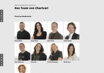 Charivari Homepage